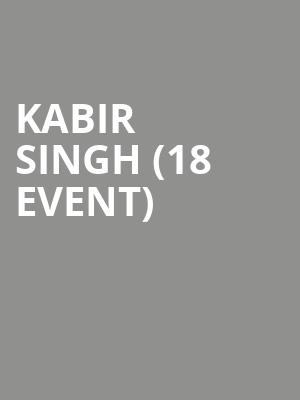 Kabir Singh (18+ Event) at Punch Line Comedy Club