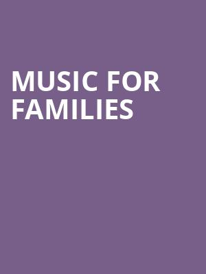 Music For Families at Davies Symphony Hall