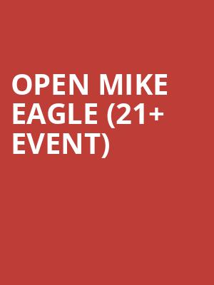 Open Mike Eagle %2821%2B Event%29 at The Independent