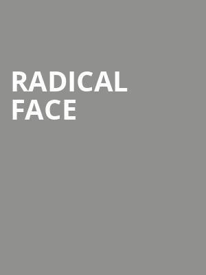 Radical Face at August Hall