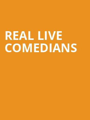 Real Live Comedians at Punch Line Comedy Club