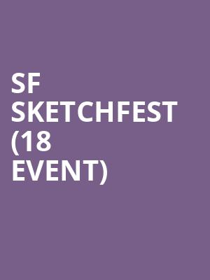 SF Sketchfest (18+ Event) at Cobbs Comedy Club