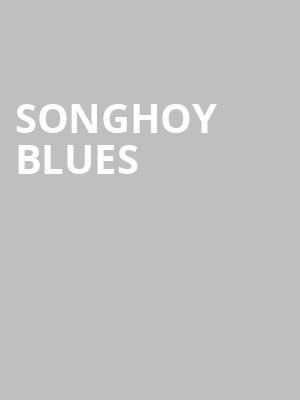 Songhoy Blues at Bimbos 365 Club
