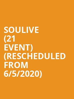Soulive (21+ Event) (Rescheduled from 6/5/2020) at The Independent