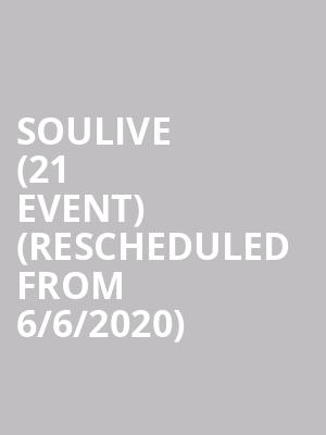 Soulive (21+ Event) (Rescheduled from 6/6/2020) at The Independent