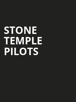 Stone Temple Pilots at Herbst Theater