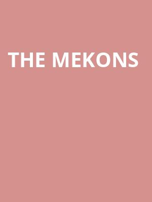The Mekons at The Chapel