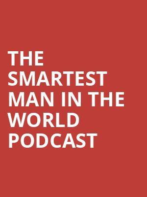 The Smartest Man in the World Podcast at Punch Line Comedy Club