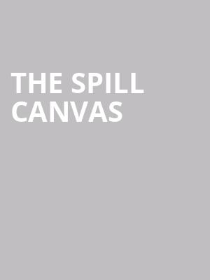 The Spill Canvas at Social Hall - SF