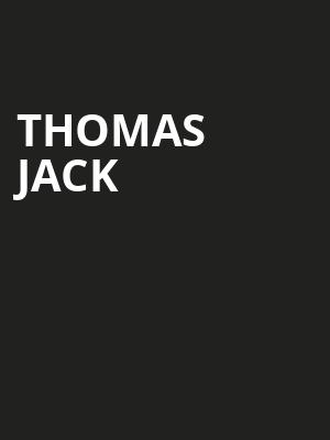 Thomas Jack at Public Works