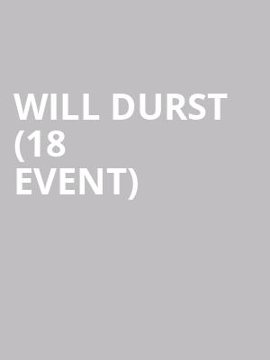 Will Durst (18+ Event) at Punch Line Comedy Club