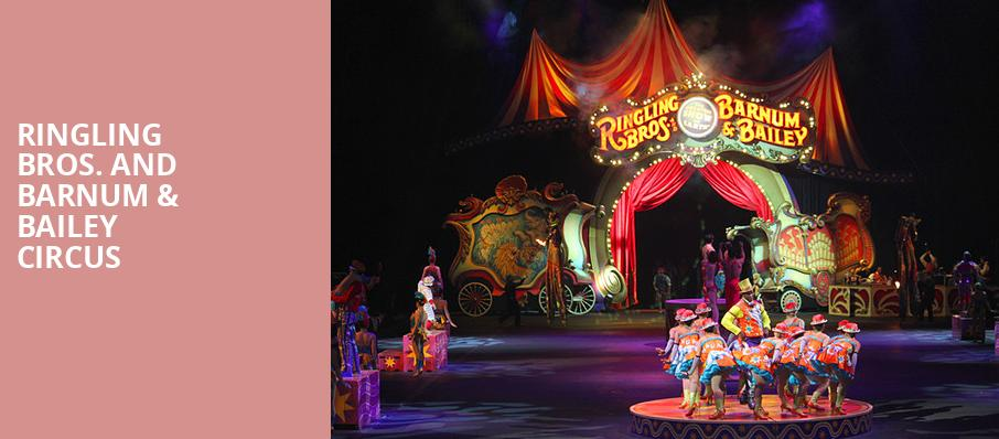 Ringling Bros And Barnum Bailey Circus On Tour Tickets Information Reviews