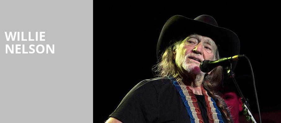 Willie Nelson, The Fillmore, San Francisco