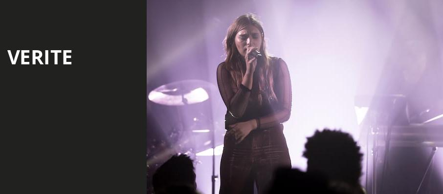 Verite, The Independent, San Francisco