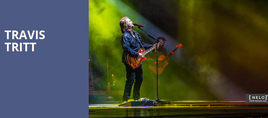 Travis Tritt, Heritage Theater, San Francisco