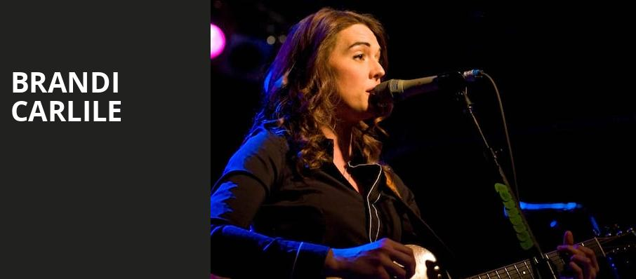 Brandi Carlile, The Greek Theatre Berkley, San Francisco