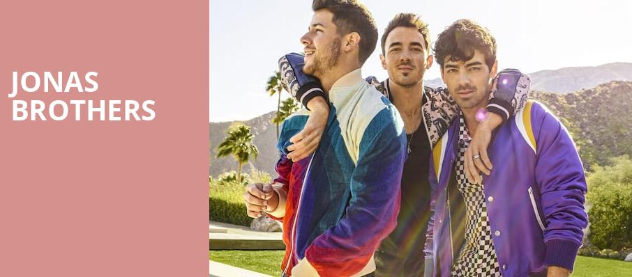 Jonas Brothers, Oracle Arena, San Francisco