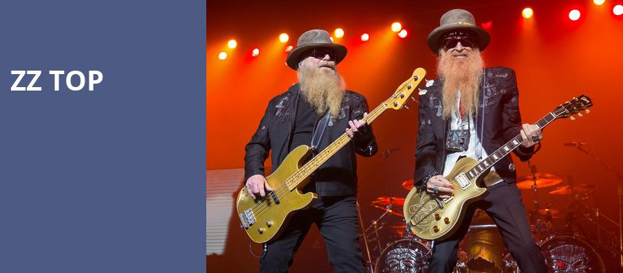 ZZ Top, Concord Pavilion, San Francisco