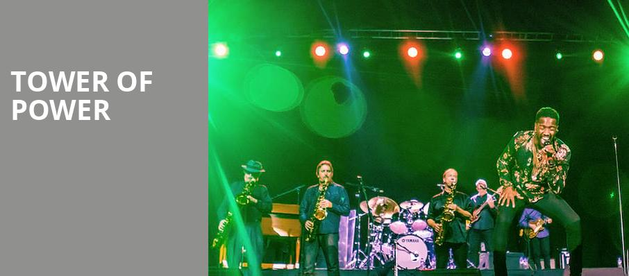 Tower of Power, Fox Theatre Oakland, San Francisco