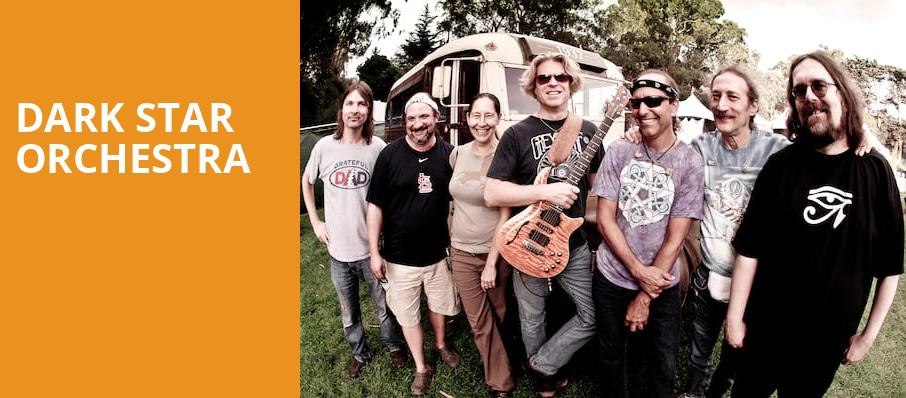 Dark Star Orchestra, The Warfield, San Francisco