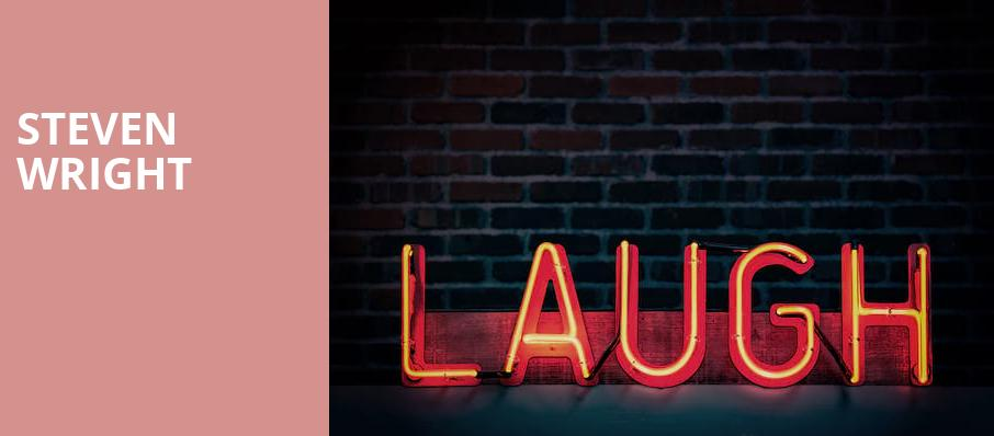 Steven Wright, Palace of Fine Arts, San Francisco