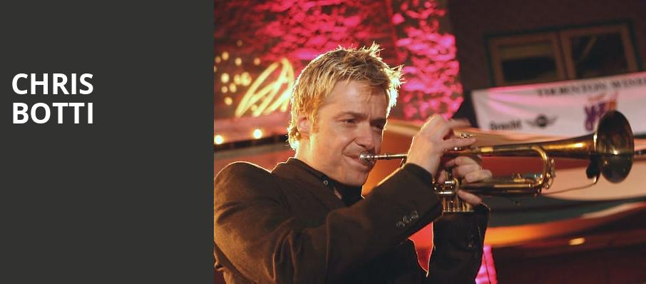 Chris Botti, Jam Cellars Ballroom, San Francisco