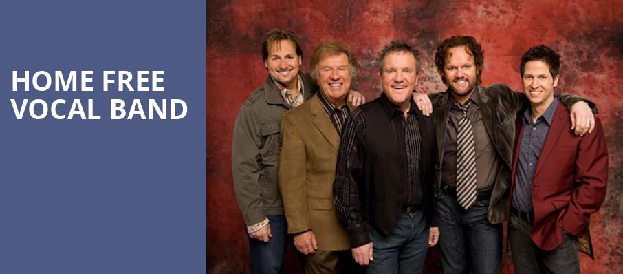 Home Free Vocal Band, Ruth Finley Person Theater, San Francisco