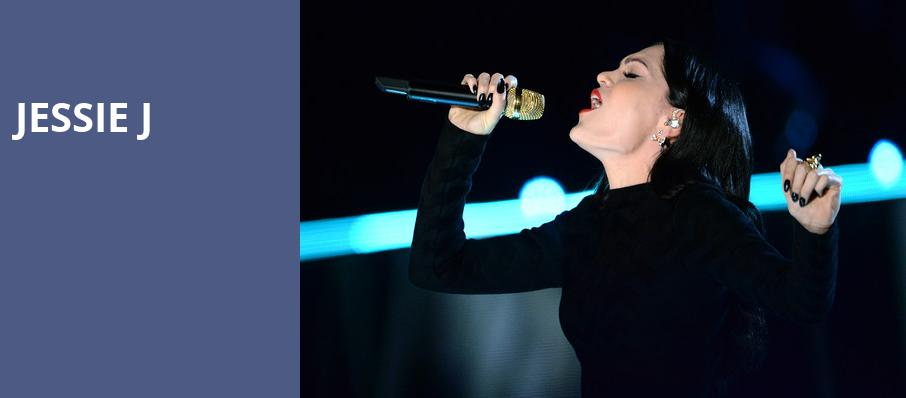 Jessie J, The Warfield, San Francisco