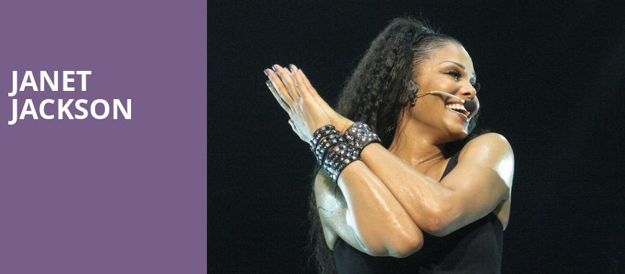 Janet Jackson, Chase Center, San Francisco