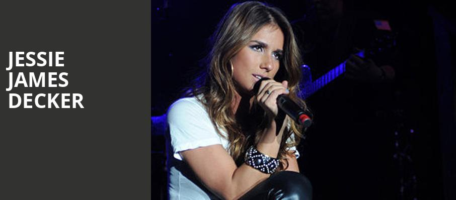 Jessie James Decker, The Warfield, San Francisco