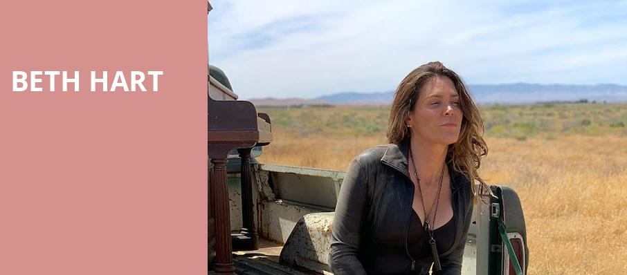 Beth Hart, Palace of Fine Arts, San Francisco