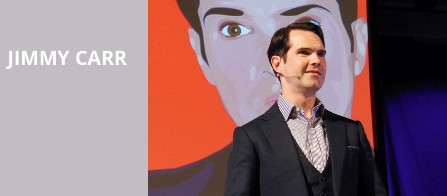 Jimmy Carr, Palace of Fine Arts, San Francisco