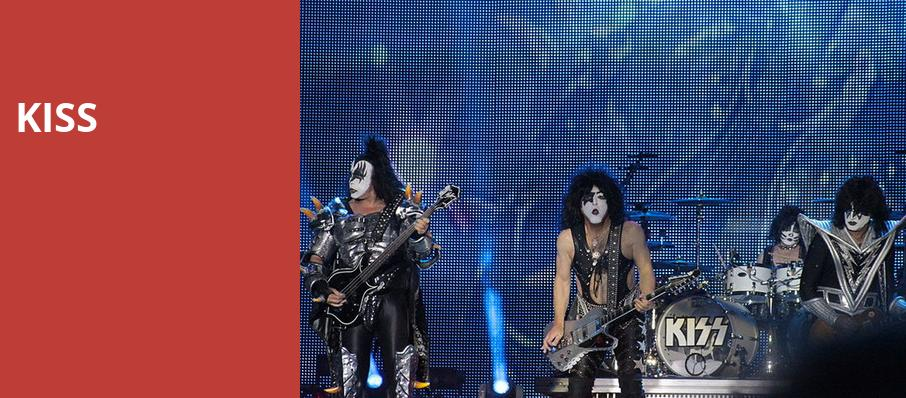 KISS, Oracle Arena, San Francisco