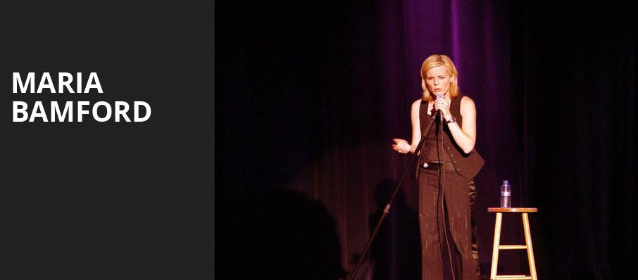 Maria Bamford, Palace of Fine Arts, San Francisco