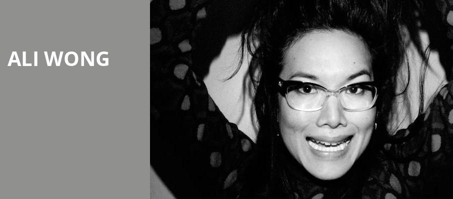 Ali Wong, Nob Hill Masonic Center, San Francisco