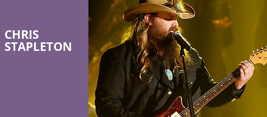 Chris Stapleton, Shoreline Amphitheatre, San Francisco