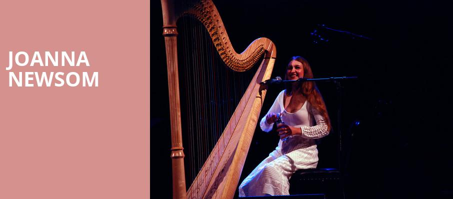 Joanna Newsom, Herbst Theater, San Francisco