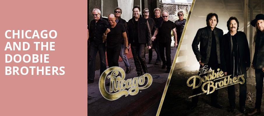 Chicago and the Doobie Brothers, Sleep Train Pavillion, San Francisco