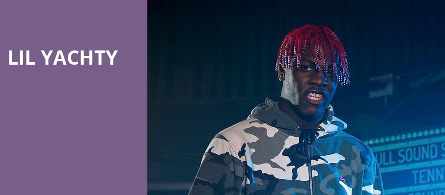 Lil Yachty, The Warfield, San Francisco