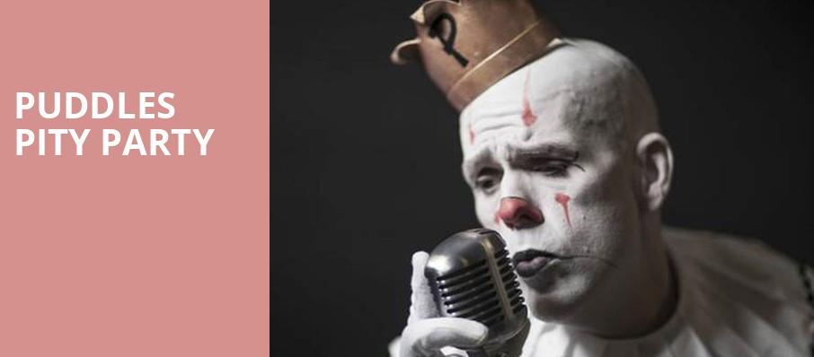 Puddles Pity Party, Palace of Fine Arts, San Francisco
