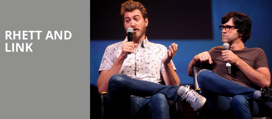Rhett and Link, Regency Ballroom, San Francisco