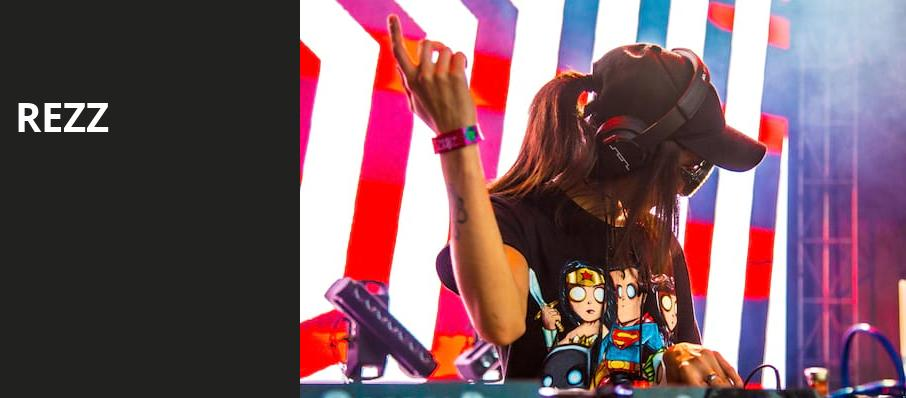 REZZ, The Warfield, San Francisco