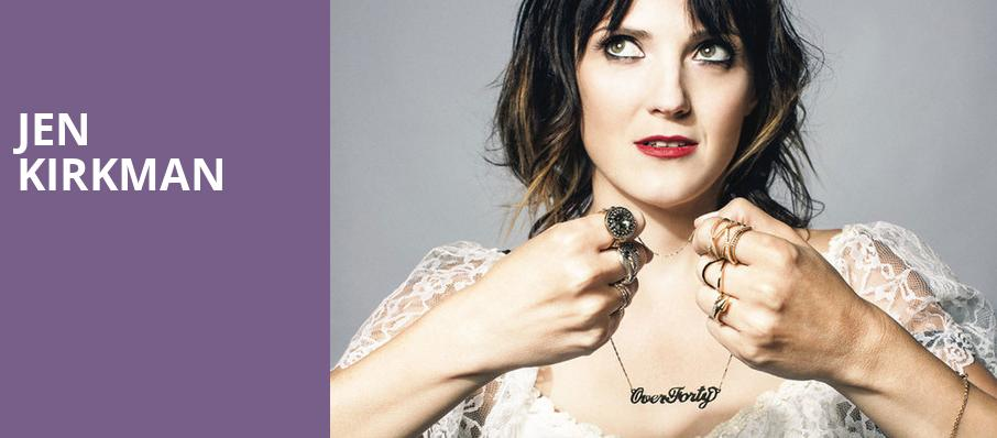 Jen Kirkman, Cobbs Comedy Club, San Francisco