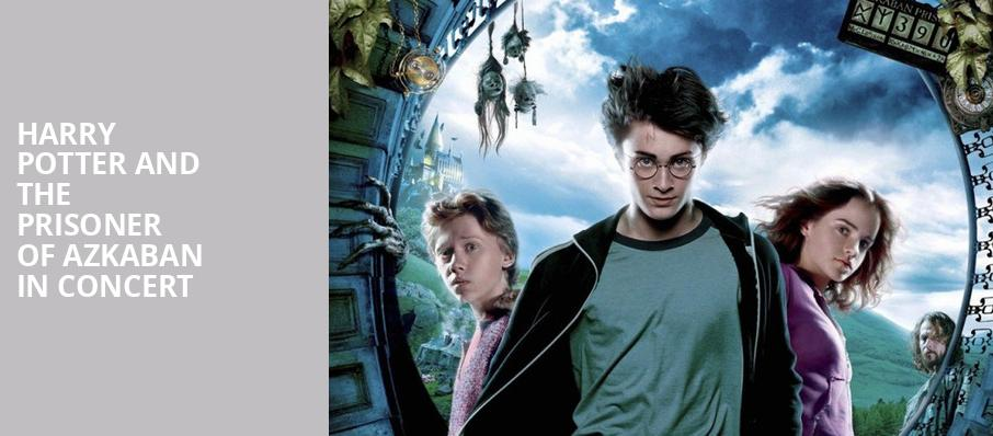 Harry Potter and the Prisoner of Azkaban in Concert, Davies Symphony Hall, San Francisco