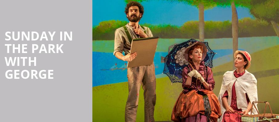Sunday in the Park with George, San Francisco Playhouse, San Francisco