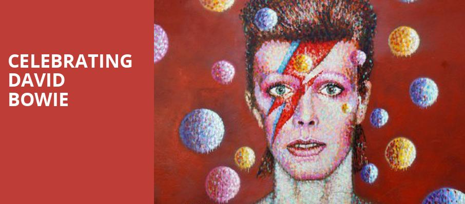 Celebrating David Bowie, Ruth Finley Person Theater, San Francisco