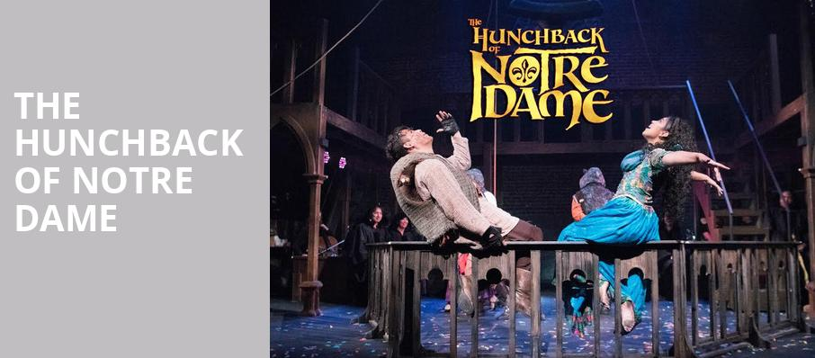 The Hunchback of Notre Dame, Victoria Theater, San Francisco