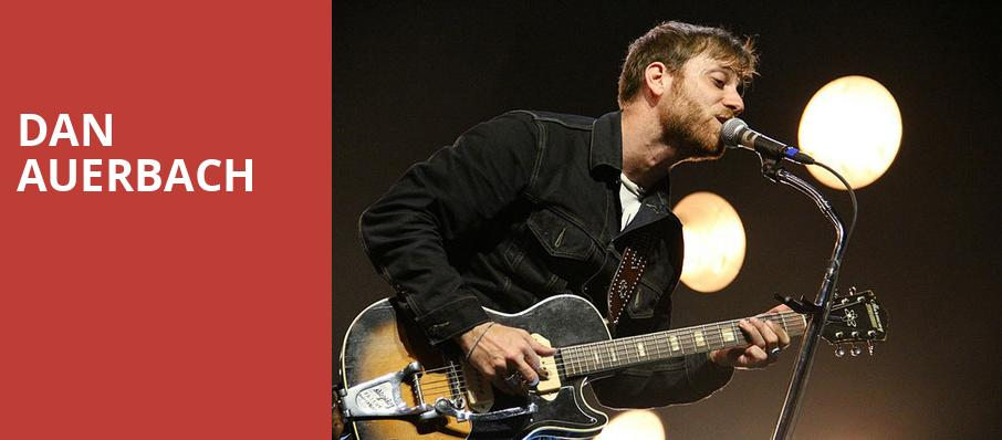 Dan Auerbach, The Fillmore, San Francisco