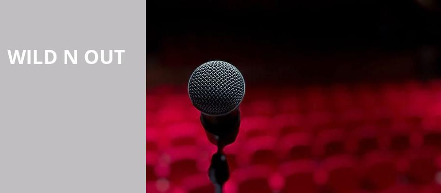 Wild N Out, Oracle Arena, San Francisco