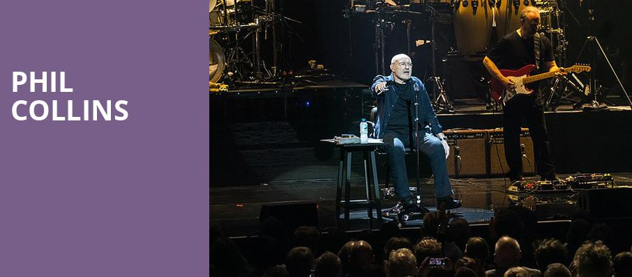 Phil Collins, Oracle Arena, San Francisco